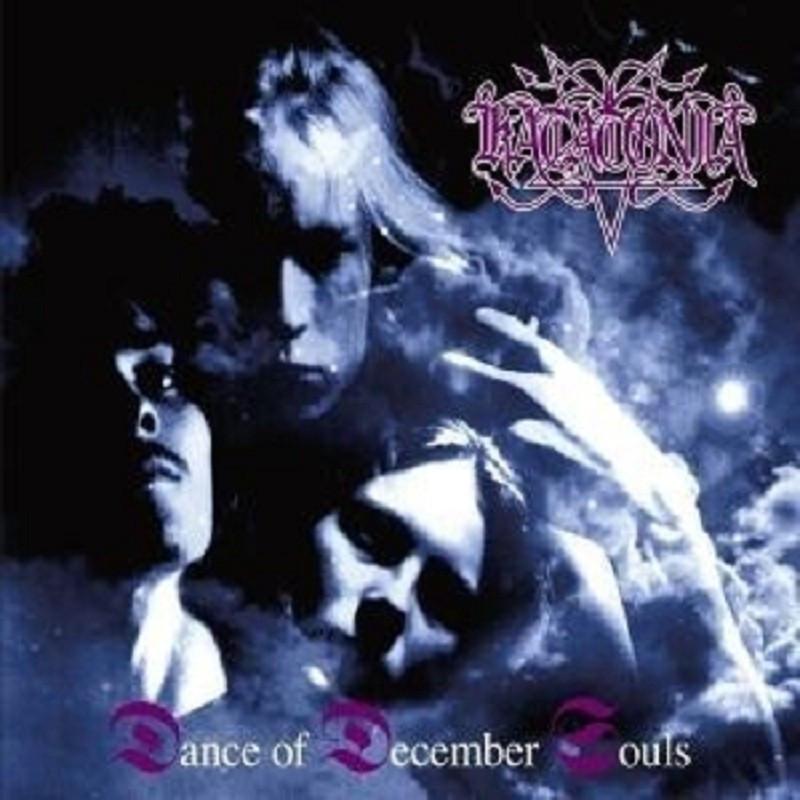 Image of Katatonia - Dance of December Souls (CD)
