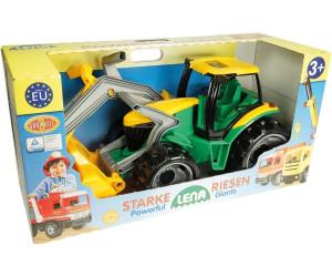 Lena Giga Trucks - Traktor mit Lader und Bagger
