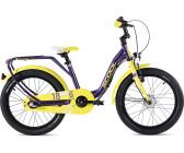 s'cool niXe alloy street 18 3 S Kinder purple metalic