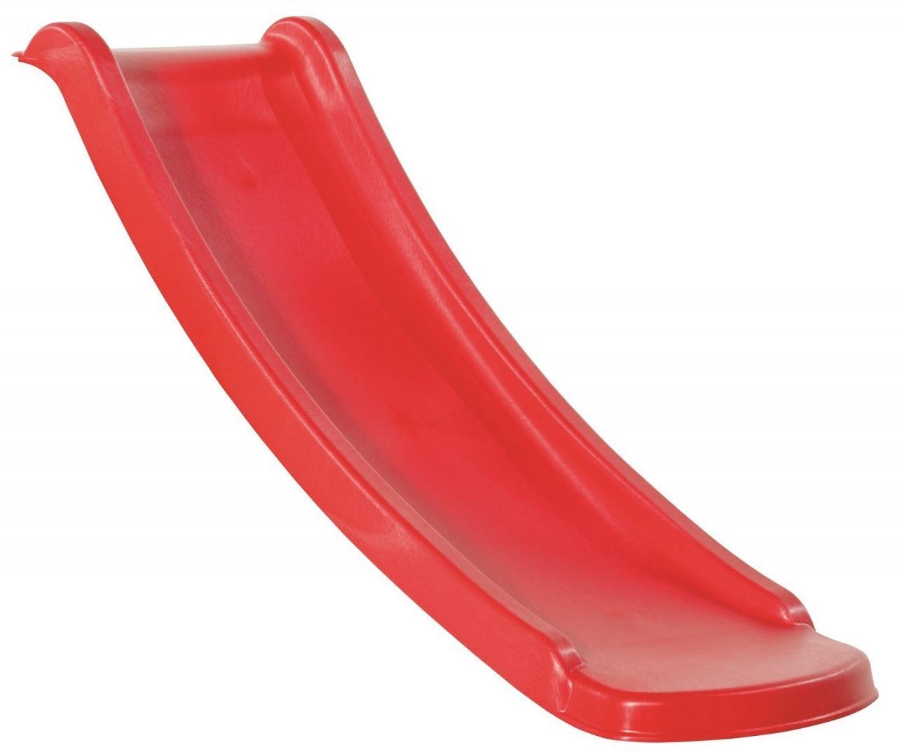 KBT Kinderrutsche Toba 120cm rot