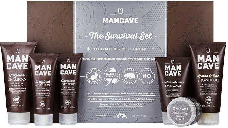 ManCave The Survival Set (6-tlg)