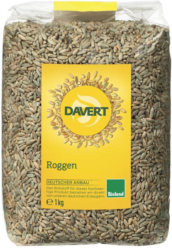 Davert Bio Roggen (1kg)