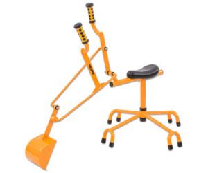 beleduc Sitzbagger für Sandkasten