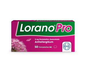 Lorano Pro 5mg (50 Stk.)