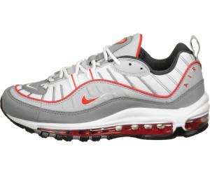 Nike Air Max 98 greyuniversity red au meilleur prix sur