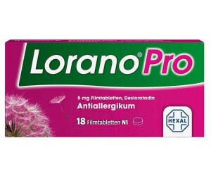 Lorano Pro 5mg (18 Stk.)