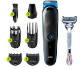 Clatronic Haarschneider Bartschneidemaschine Bartschneider Haartrimmer Kurzhaar