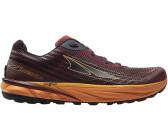 dark red//orange Scarpe uomo trail running Altra TIMP 2.0