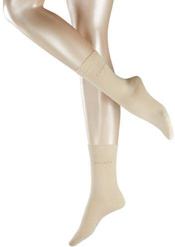 Esprit Socks Uni 2-Pack cream (18531)