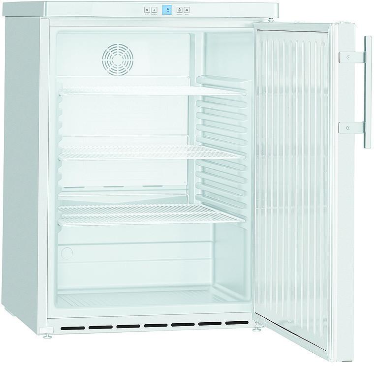 NordCap Umluft-Gewerbekühlschrank UKU 165 W