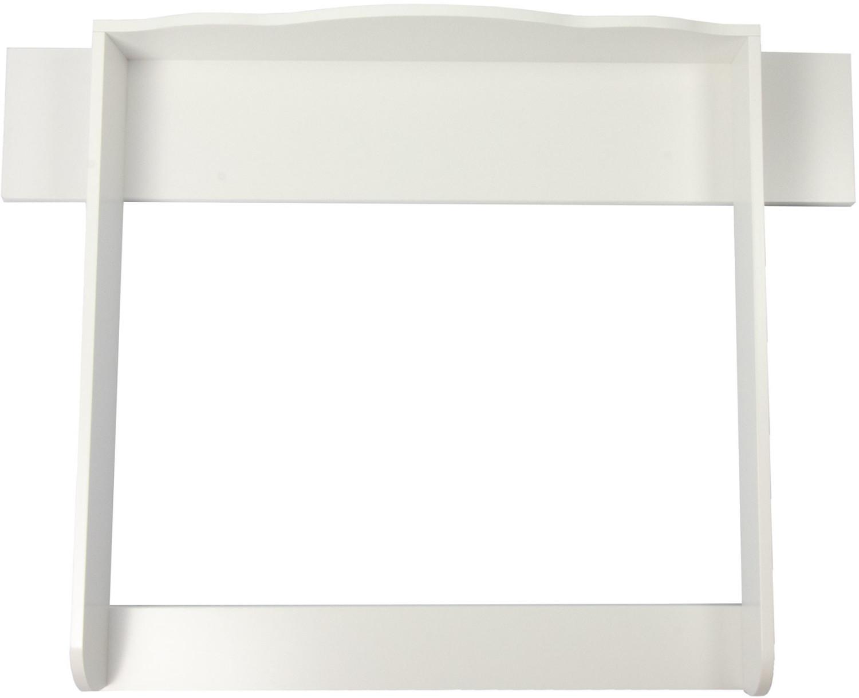 Puckdaddy Wolke 7 Wickelaufsatz für IKEA Hemnes Kommode mit 108 cm Blende