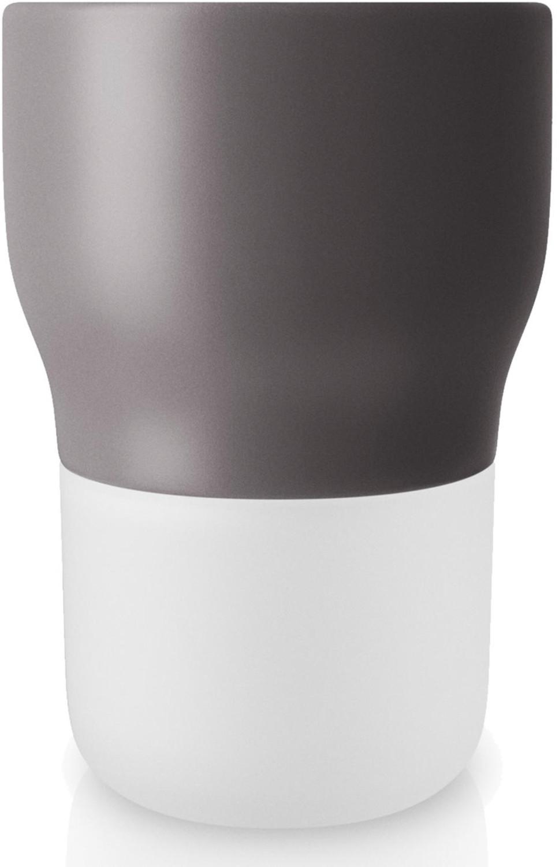 Eva solo Selbstbewässernder Blumentopf Ø 9cm Nordic Grey