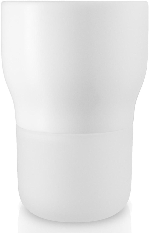 Eva solo Selbstbewässernder Blumentopf Ø 11,5cm chalk white