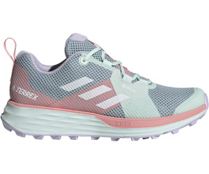 Adidas Terrex Two Gore Tex Trailrunning Women ash greycloud
