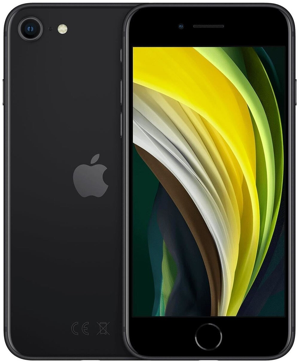 Image of Apple iPhone SE (2020) 128GB nero