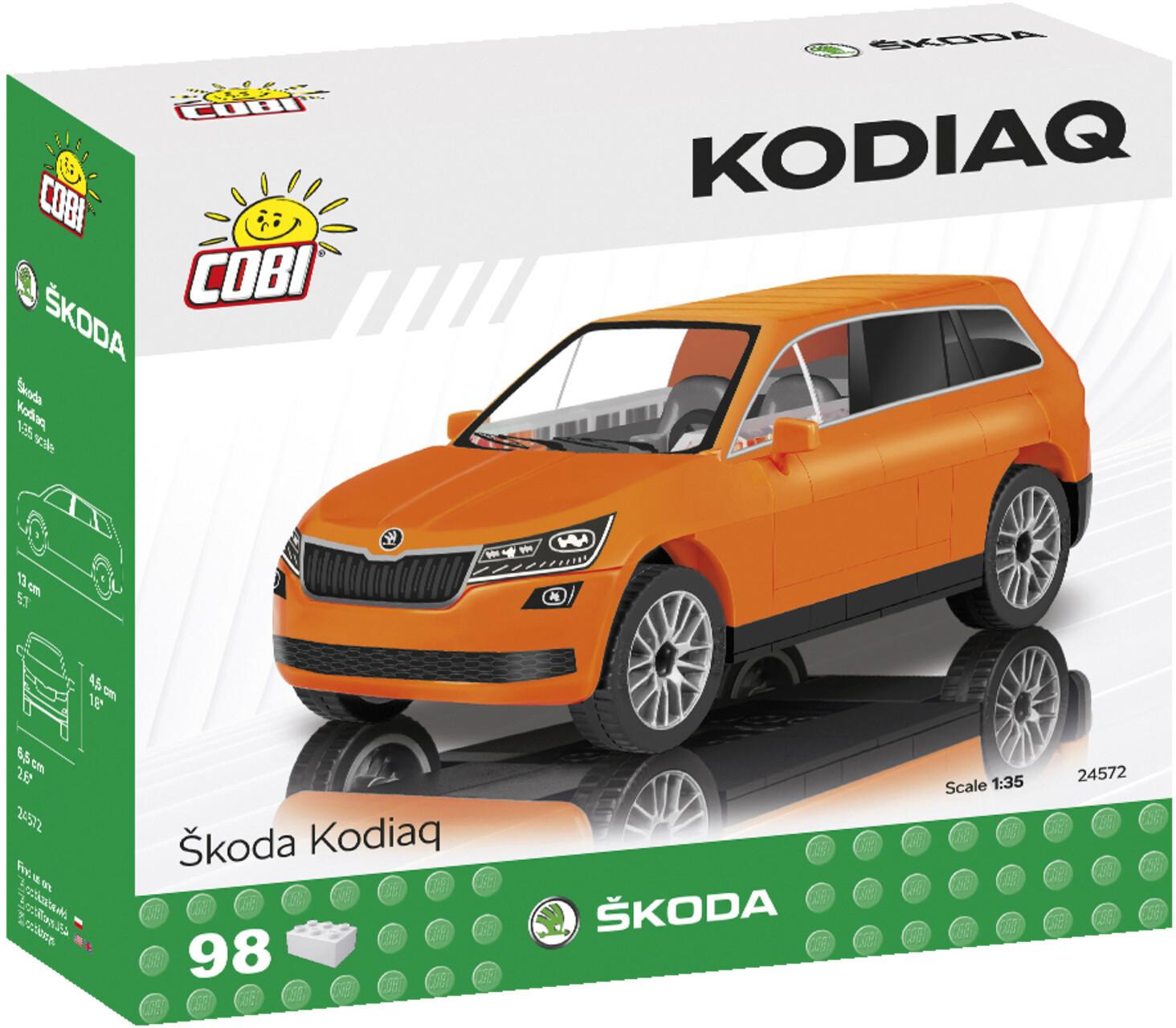 Cobi Skoda Kodiaq (24572)