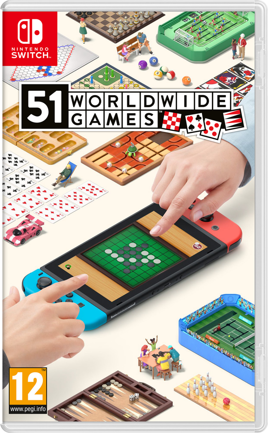 Image of 51 Worldwide Games (Switch)