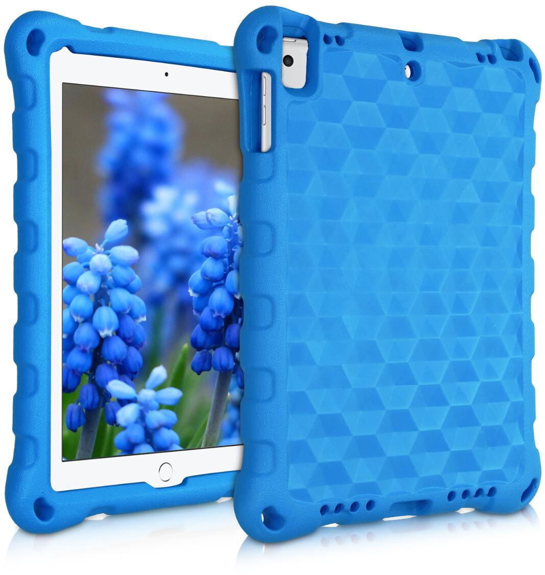kwmobile Case  iPad 9.7 2018 Blau