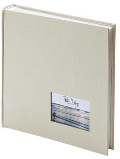 #Peter Hadley Memoalbum Live 10×15/200 creme#