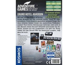 Adventure Games Grand Hotel Abaddon 693190 Ab 7 99 Preisvergleich Bei Idealo De