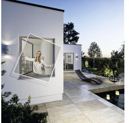 Windhager Flexi Fit 130 x 150 cm weiß (03631)