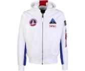 ALPHA INDUSTRIES Mens MA-1 TT Hood NASA