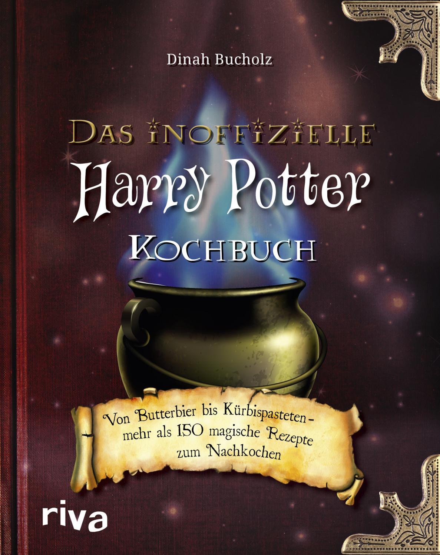 Image of Das inoffizielle Harry-Potter-Kochbuch Von Butterbier bis Kürbispasteten - mehr als 150 magische Rezepte zum Nachkochen (Dinah Bucholz)