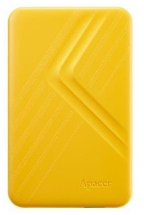 Image of Apacer AC236 2TB Yellow