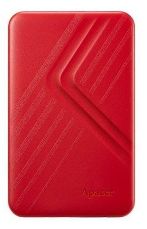 Image of Apacer AC236 2TB Red