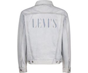 Levi's Ex Boyfriend Trucker Jacket serif blue ab € 70,49