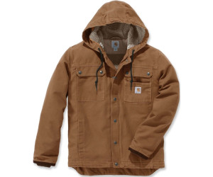 Carhartt Washed Duck Bertlett Jacket carhartt brown ab € 139