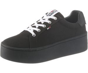 Tommy Hilfiger Black Flag Detail Sneaker Trainers