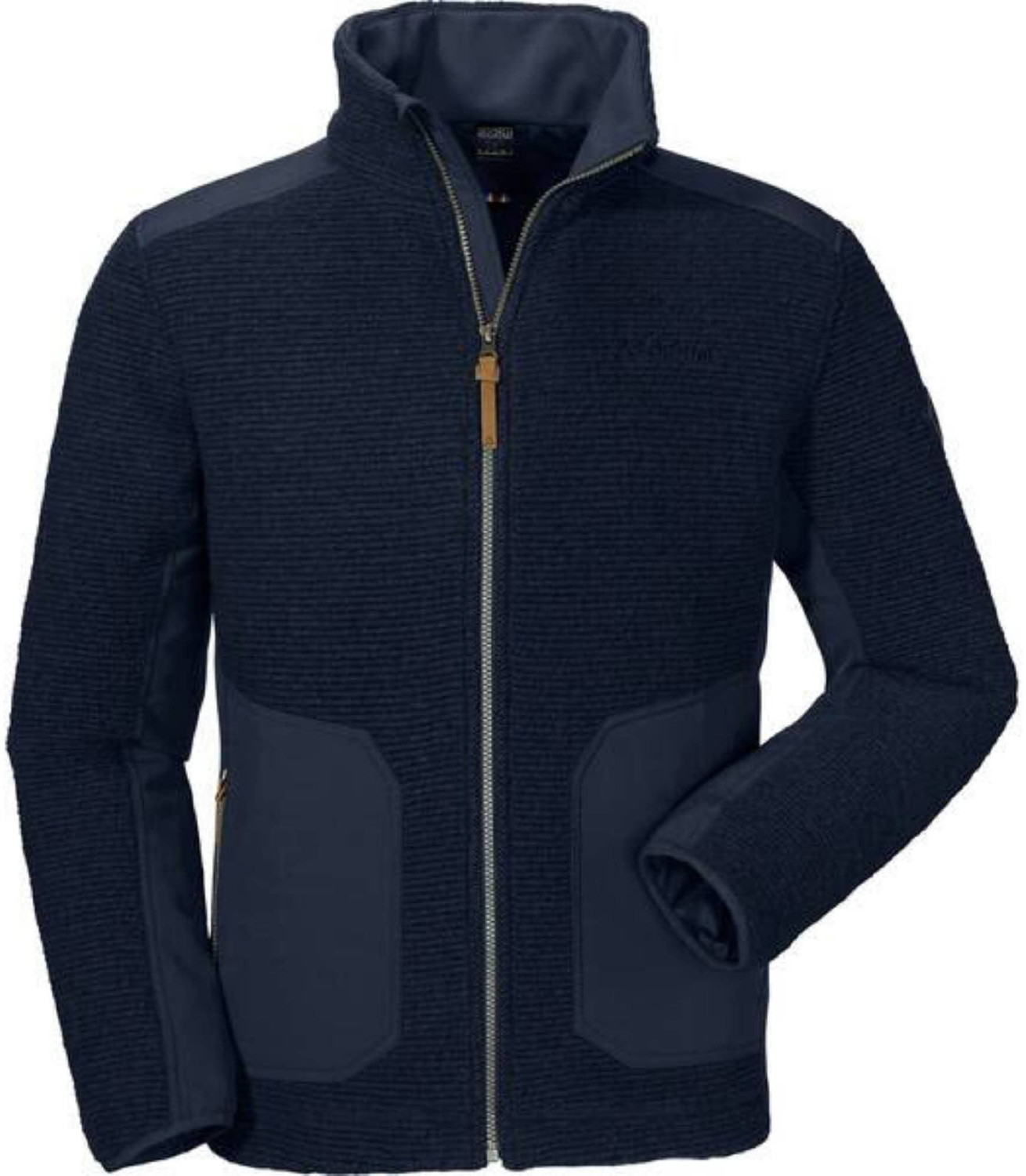 Schöffel Herren Anchorage2 Fleece Jacke navy blazer 54
