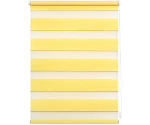 Lichtblick Duo-Rollo Klemmfix 45 x 150 cm gelb