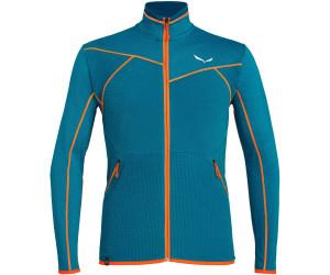 Salewa Puez Hybrid Polarite Fleece Jacket malta melange ab