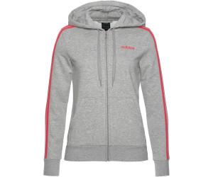 Frauen Hoodie adidas Damen Essentials 3 Streifen