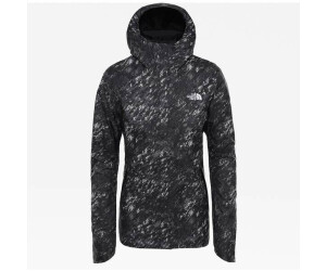 the north face damen jacke mit quest-print