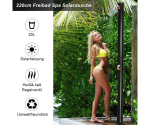Costway Pooldusche Solar Dusche 20L (OP3553 )