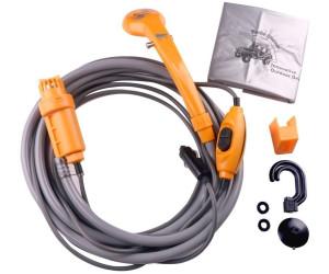 BC-Elec HMJD014 12V Tragbare Dusche für Auto, Wohnwagen (HMJD014)