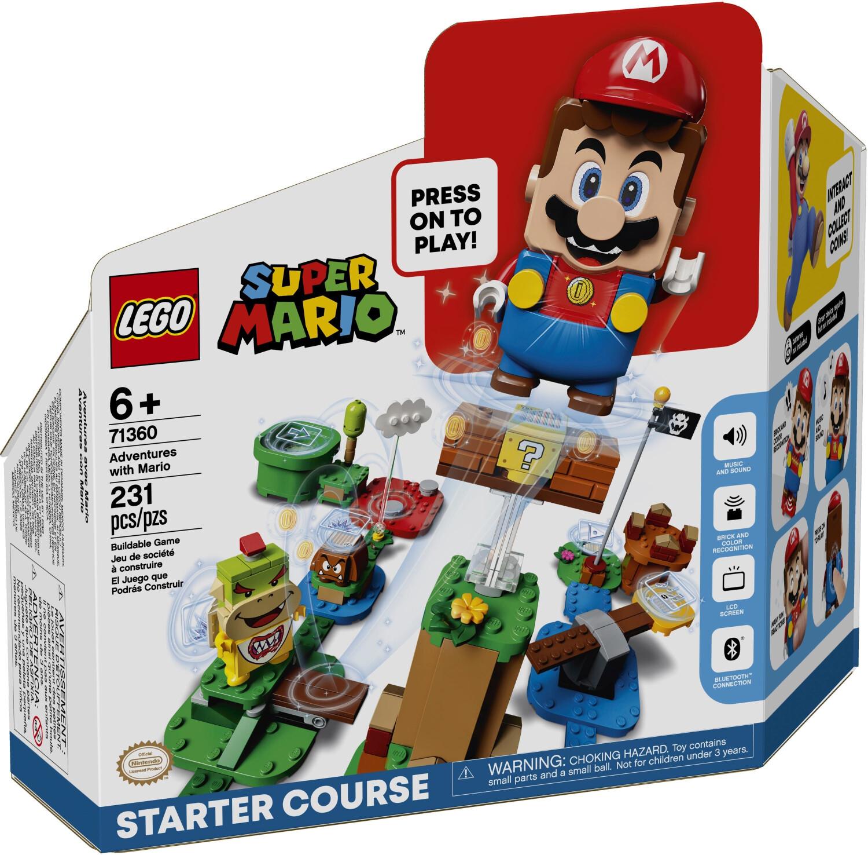 Image of LEGO Super Mario - Avventure di Mario Starter Pack (71360)