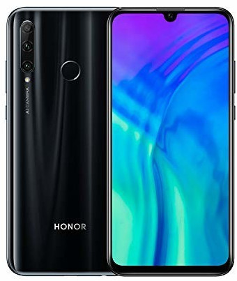 Image of Honor 20e Midnight Black