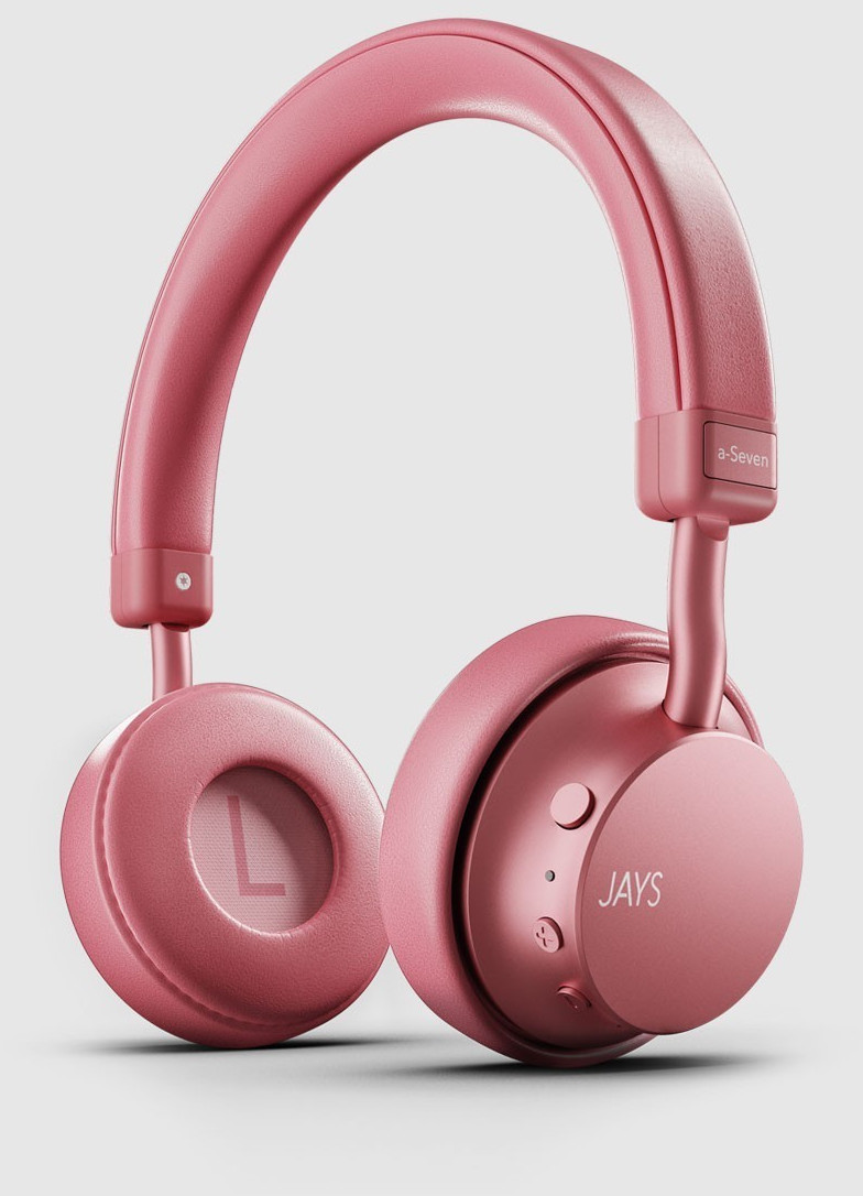 Image of JAYS a-Seven Wireless (dusty rose)