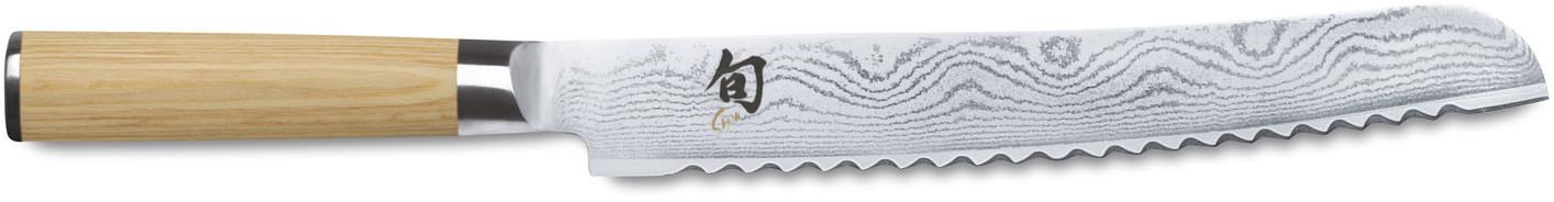 Kershaw Kai Shun White Brotmesser 23 cm