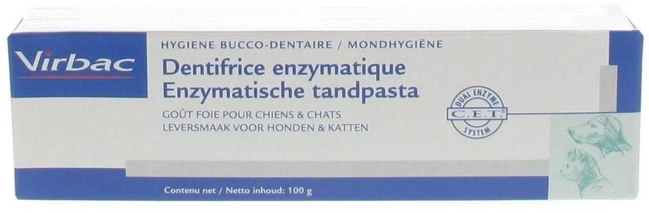 Virbac Zahnpasta mit Lebergeschmack 100g