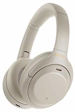 Sony WH-1000XM4 plateado