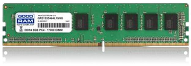 Image of GoodRAM 16GB DDR4-2400 CL17 (GR2400D464L17/16G)