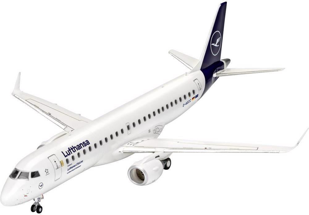 Revell Embraer 190 Lufthansa (63883)