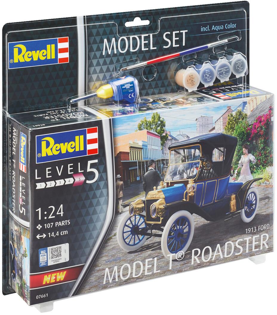 Revell Model Set 1913 Ford Model T Road (67661)