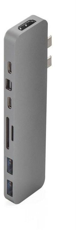 Image of Hyper Drive Pro Hub USB-C Space Grey (GN28D)