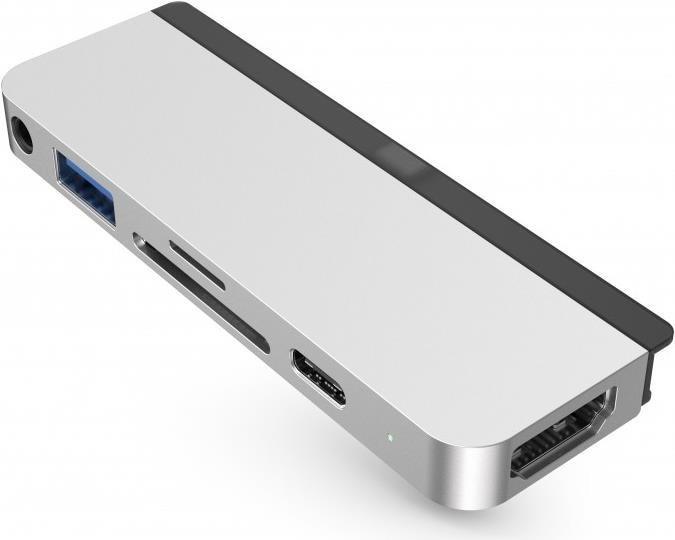 Image of Hyper Drive 6-in-1 USB-C Hub iPad Pro (HD319)